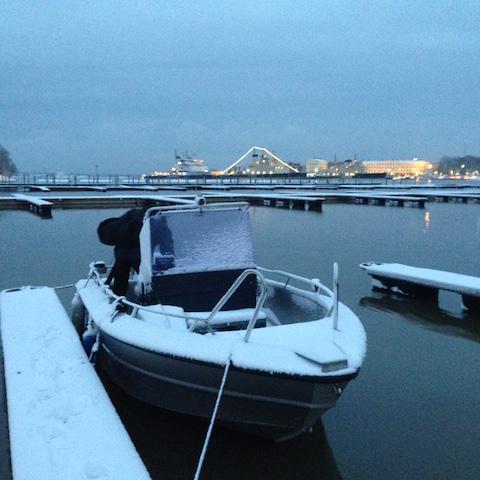 Talvi tuli eteläänkin – tilitys syksyn kalastuksesta PK-seudulla