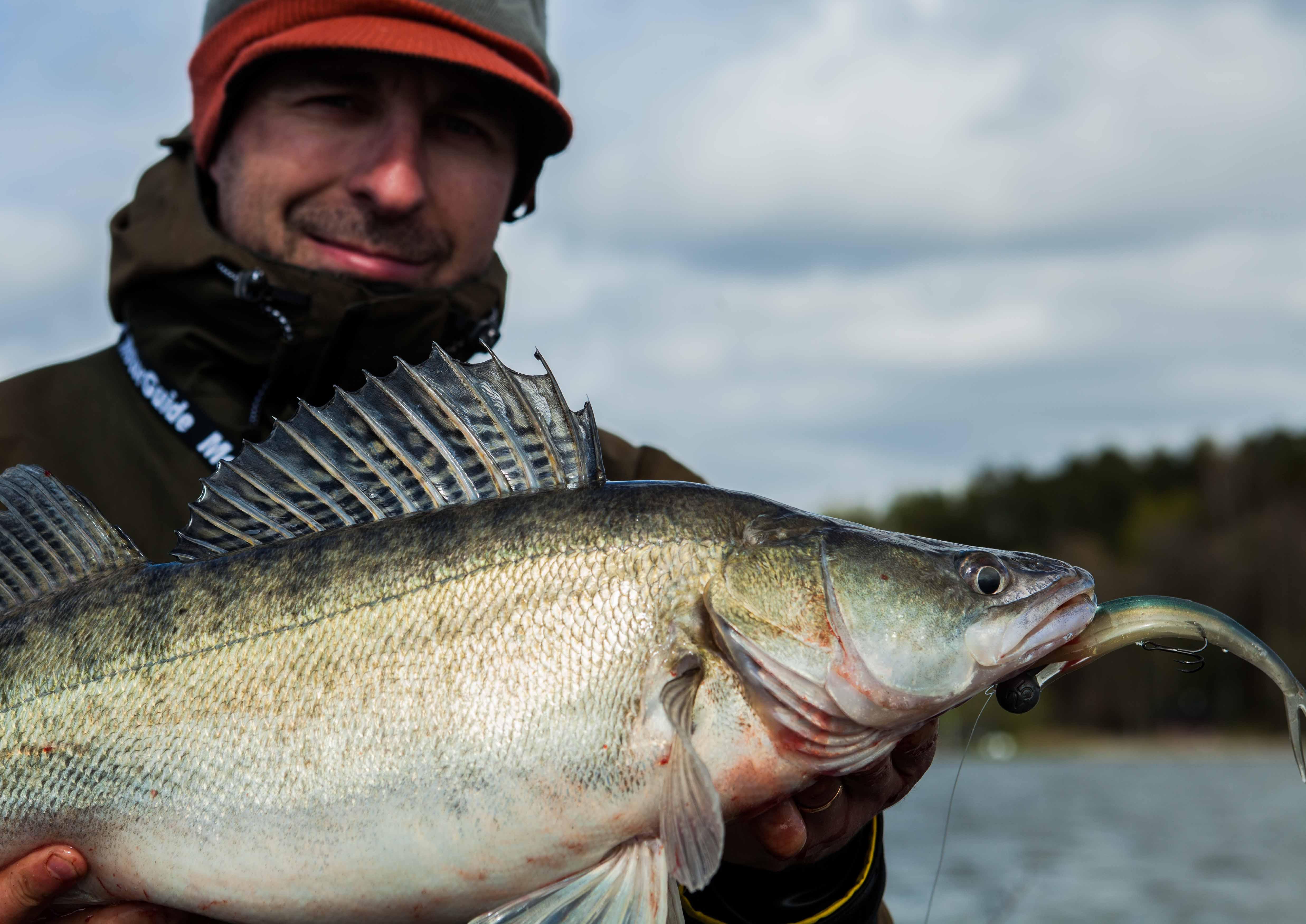 Toukokuu on todellinen kalastuskuukausi