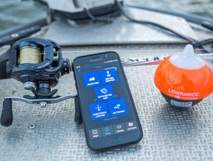 Käyttökokeessa Lowrance FishHunter 3D – heitettävä kaikuluotain