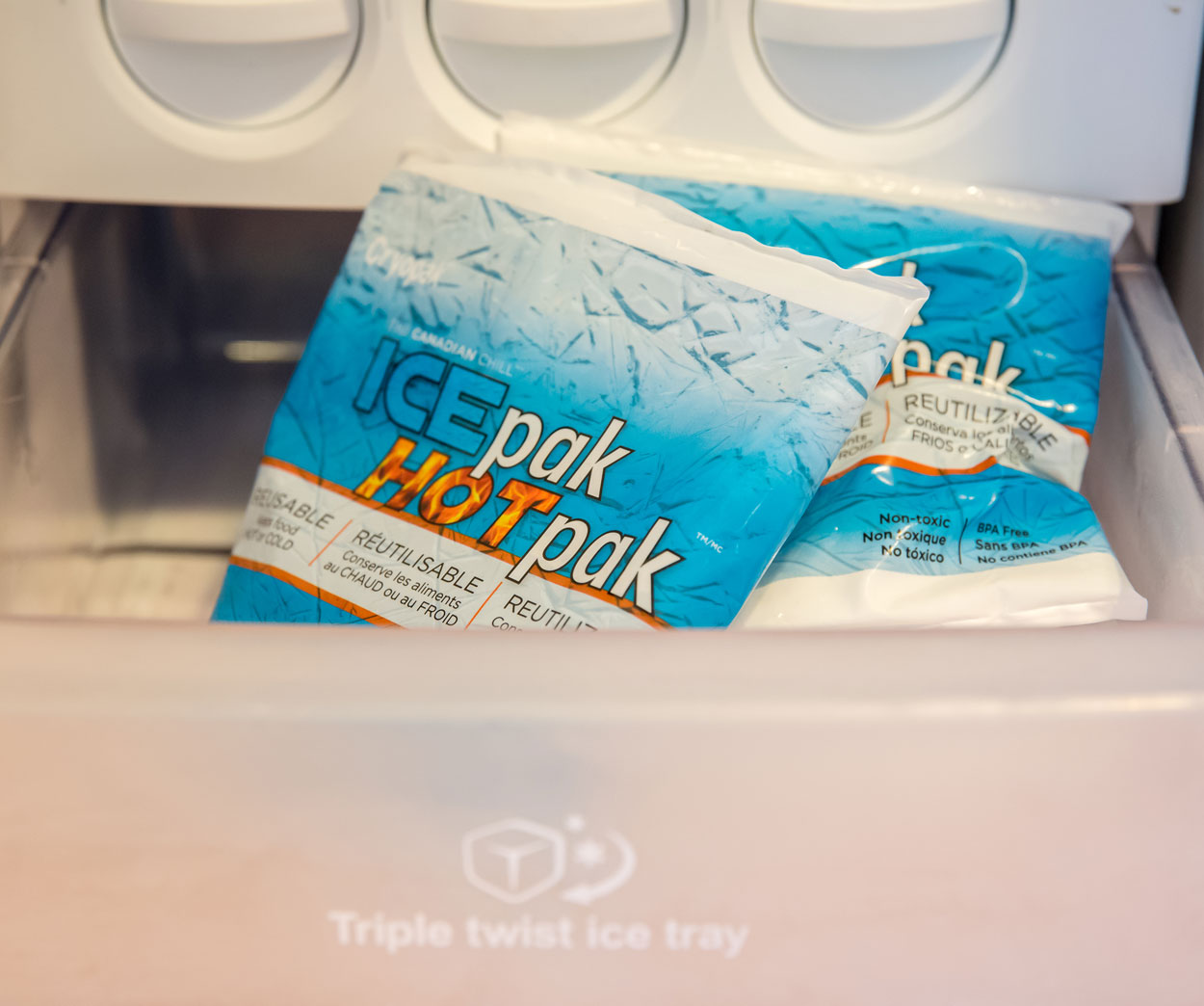 Cryopak The Canadian Chill –kylmä & kuumapussit
