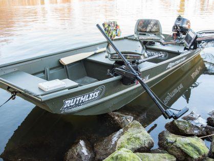 Alumacraft 1236 Jon Boat – Amerikan alumiinia