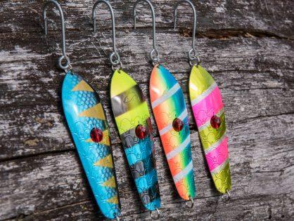 Kalastus-lehden avustajat saivat omat värinsä Iso Räsäseen