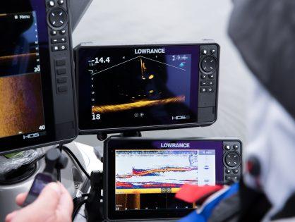 Tuorein tieto veden alta – Lowrance HDS Live & LiveSight-luotaus
