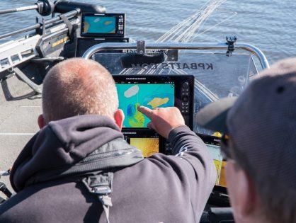 Valitse kalastuselektroniikka käyttötarkoituksen mukaan