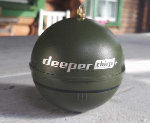 Aina mukana kulkeva täysiverinen kaikuluotain – Deeper Smart Sonar CHIRP+