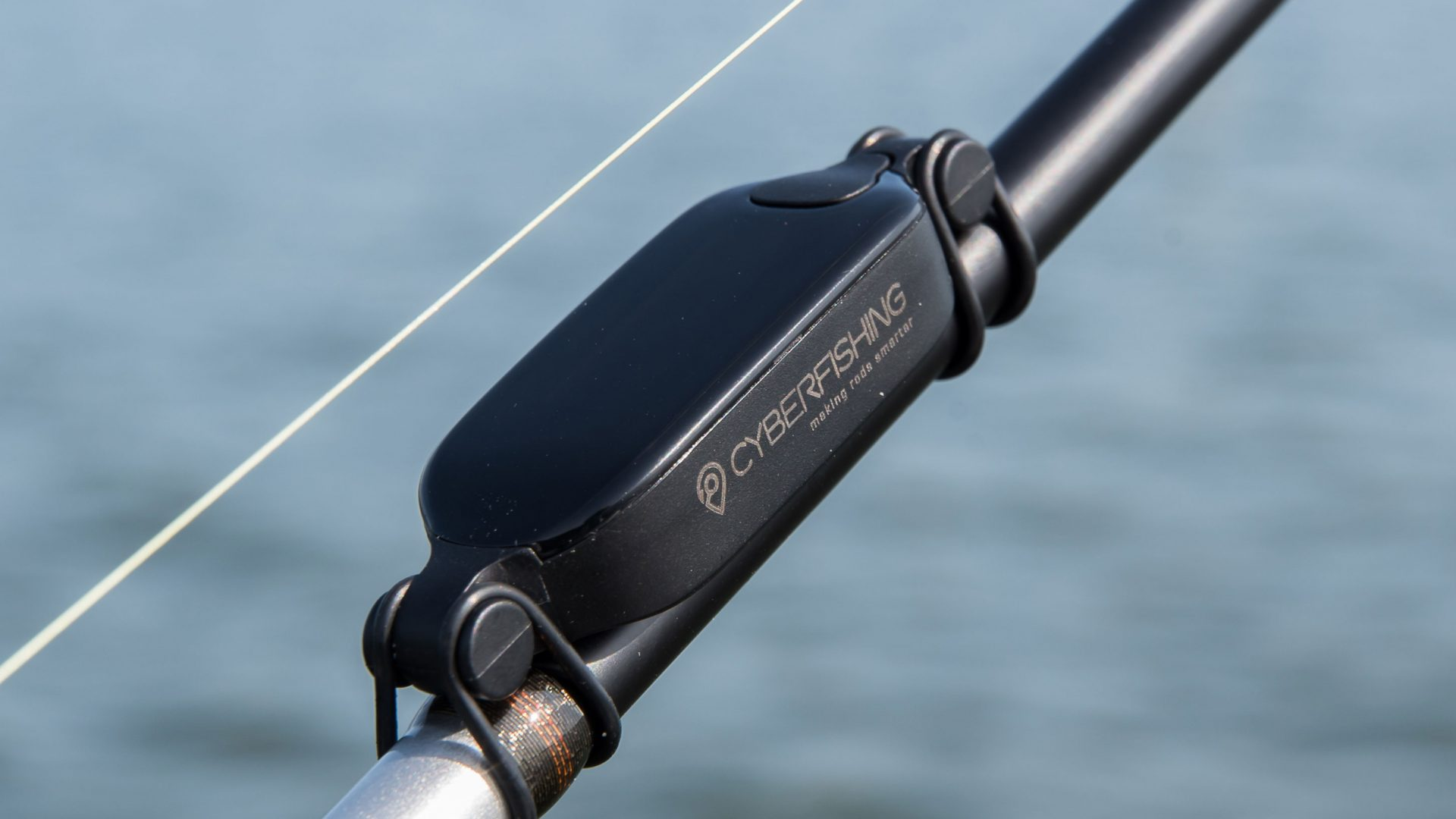Älyä vapaan – Cyberfishing Smart Rod Sensor