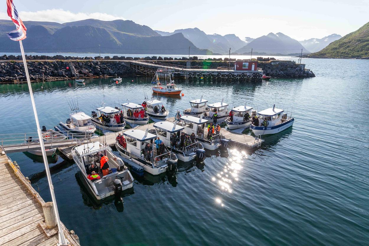 Merikalastuskisat Norjassa suomalaisvoimin – Sandland Challenge 2019