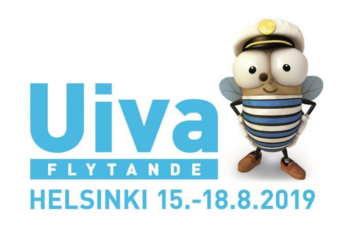 Helsingin Uiva venenäyttely 2019