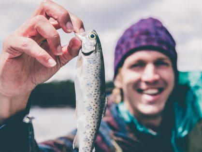 Kalastaminen - monipuolinen ulkoilmaharrastus