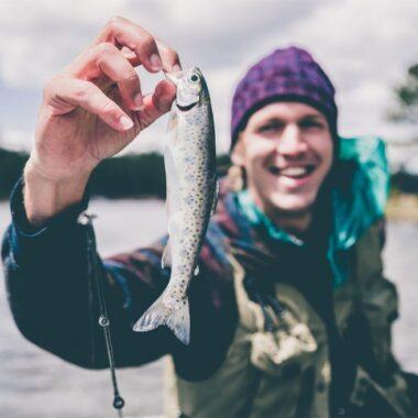 Kalastaminen on Suomessa suosittu harrastus