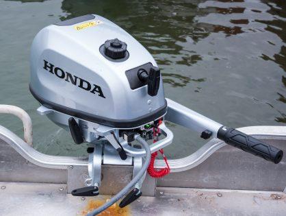 Pienveneen monipuolinen voimanpesä Honda BF6
