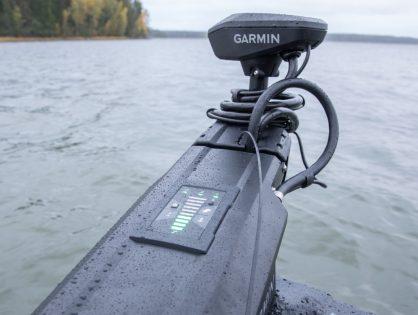 Uutta voimaa vesille – Garmin Force