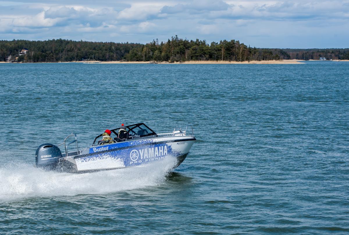 Kalastusvarusteltu uusi Buster XXL on kunnianosoitus kalastajille