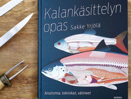 Luettua: Sakke Yrjölän Kalankäsittelyn opas