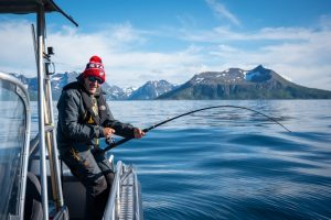 Huimia tärppejä, upeita elämyksiä ja kipeitä ranteita – Lauklines, Norja