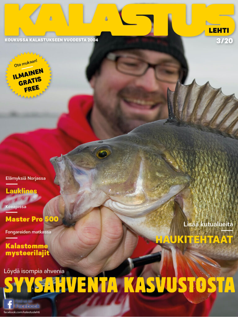 Kalastus -lehti 3/2020