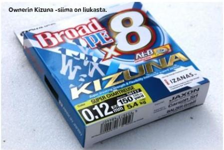 Kizuna-kuitusiima 8