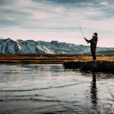 Kalastus - hauska ja terveellinen harrastus