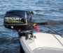 Perämoottorikin voi toimia nestekaasulla – esimerkkinä Mercury F5 LPG Propane